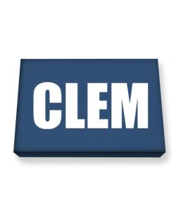 Clem Canvas square