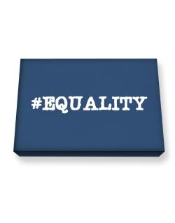 Hashtag equality Canvas square
