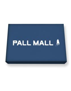 Pall Mall cool style Canvas square