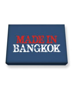 Made in Bangkok Canvas square