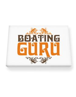 Boating Guru Canvas square