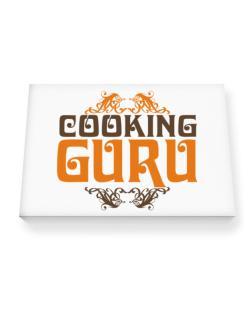 Cooking Guru Canvas square