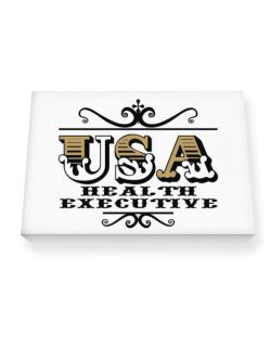 Usa Health Executive Canvas square