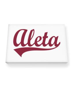 Aleta Canvas square