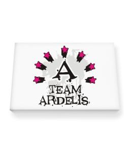 Team Ardelis - Initial Canvas square