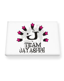 Team Jayashri - Initial Canvas square