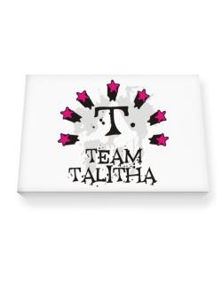 Team Talitha - Initial Canvas square