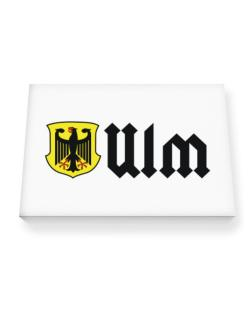 Ulm Germany Canvas square