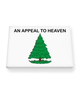An appeal to heaven Canvas square
