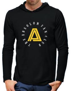 The Absolom Fan Club Hooded Long Sleeve T-Shirt-Mens