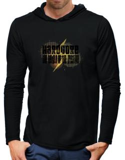 Hardcore The Temple Of The Presence Hooded Long Sleeve T-Shirt-Mens