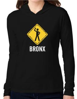 Bronx Hooded Long Sleeve T-Shirt Women