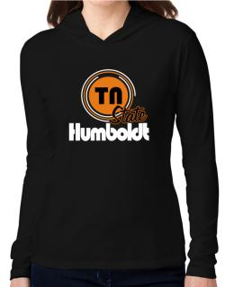 Humboldt - State Hooded Long Sleeve T-Shirt Women