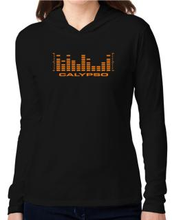 Calypso - Equalizer Hooded Long Sleeve T-Shirt Women