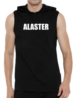 Alaster Hooded Sleeveless T-Shirt - Mens