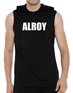 Alroy Hooded Sleeveless T-Shirt - Mens
