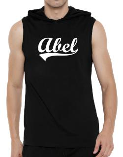 Abel Hooded Sleeveless T-Shirt - Mens