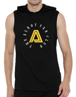 The Alroy Fan Club Hooded Sleeveless T-Shirt - Mens