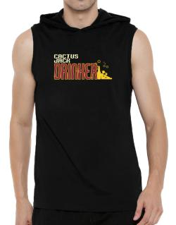 Cactus Jack Drinker Hooded Sleeveless T-Shirt - Mens