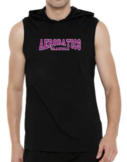 Aerobatics Grandma Hooded Sleeveless T-Shirt - Mens