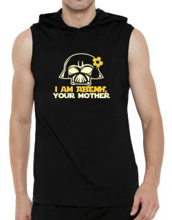 I Am Abeni, Your Mother Hooded Sleeveless T-Shirt - Mens