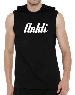 Ankti Hooded Sleeveless T-Shirt - Mens