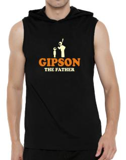 Gipson The Father Hooded Sleeveless T-Shirt - Mens