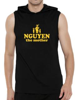 Nguyen The Mother Hooded Sleeveless T-Shirt - Mens