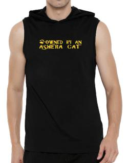Owned By An Ashera Hooded Sleeveless T-Shirt - Mens