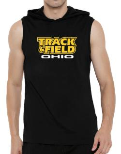 Track And Field - Ohio Hooded Sleeveless T-Shirt - Mens
