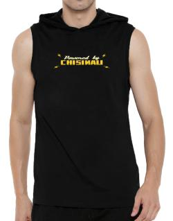 Powered By Chisinau Hooded Sleeveless T-Shirt - Mens