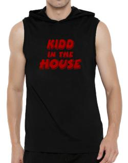 Kidd In The House Hooded Sleeveless T-Shirt - Mens