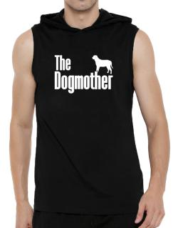 The dogmother Broholmer Hooded Sleeveless T-Shirt - Mens