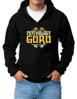 Psychology Guru Zip Hoodie - Mens