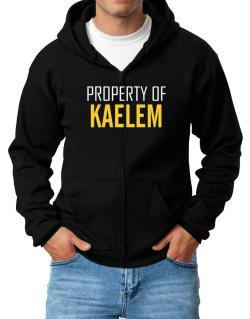 Property Of Kaelem Zip Hoodie - Mens
