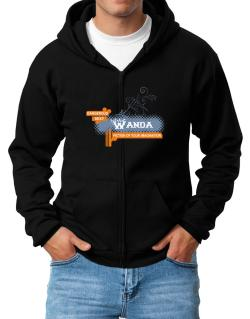 Wanda - Fiction Of Your Imagination Zip Hoodie - Mens