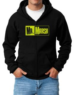 Mr. Marsh Zip Hoodie - Mens