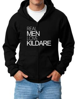 Real men love Kildare Zip Hoodie - Mens