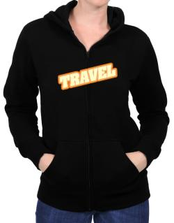 Travel Zip Hoodie - Womens