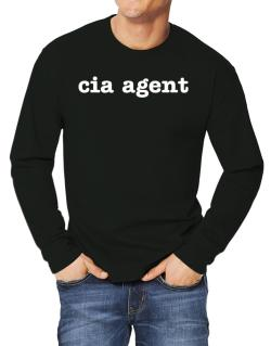 Cia Agent Long-sleeve T-Shirt