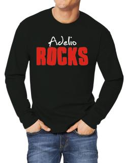 Adelio Rocks Long-sleeve T-Shirt