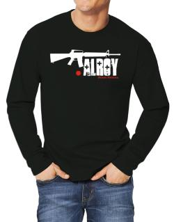 Alroy Street Veteran Long-sleeve T-Shirt