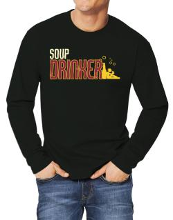 Soup Drinker Long-sleeve T-Shirt