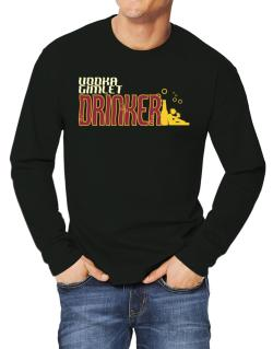 Vodka Gimlet Drinker Long-sleeve T-Shirt
