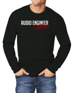 Audio Engineer With Attitude Long-sleeve T-Shirt