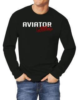 Aviator With Attitude Long-sleeve T-Shirt