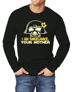 I Am Angelique, Your Mother Long-sleeve T-Shirt