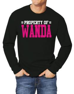 Property Of Wanda Long-sleeve T-Shirt