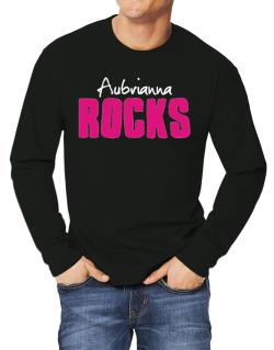Aubrianna Rocks Long-sleeve T-Shirt