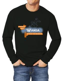 Wanda - Fiction Of Your Imagination Long-sleeve T-Shirt